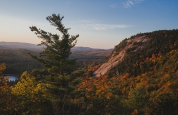 Cathedral Ledge, White Mountains National Forest, New Hampshire